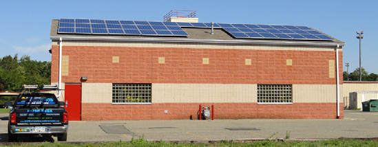 Custom Commercial Installations Gallery - SUNation Solar ...