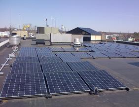 Custom Commercial Installations Gallery Sunation Solar