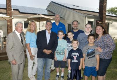 Sunation Solar Cares Li Veterans Sunation Solar Systems