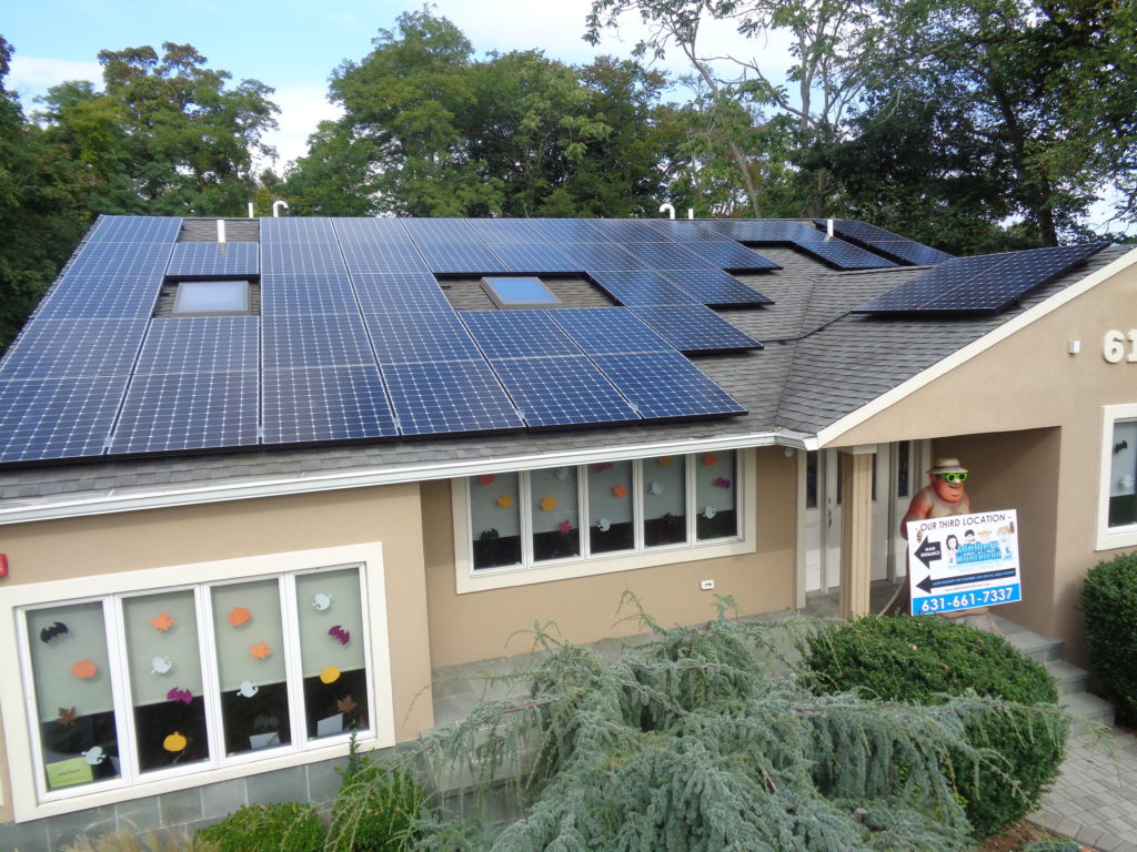 Custom Commercial Installations Gallery Sunation Solar