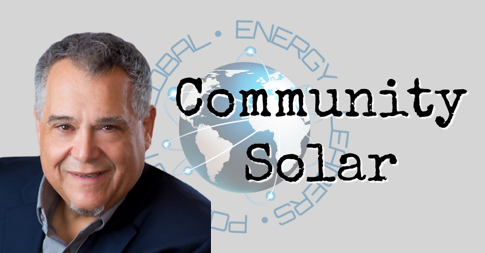 Global Energy Leaders Podcast With Mike Bailis Sunation