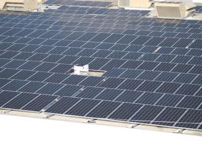 Custom Commercial Installations Gallery - SUNation Solar Systems